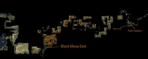 Un fou a compilé toutes les maps d'Half-Life 2. A la fois contemplatif et une évocation d'une foule de souvenirs... haaa que je suis geek