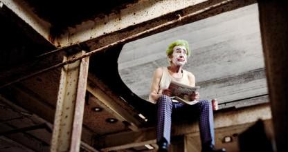 Dylan Collard et Vue Represents ont imaginés en photo ce que deviendraient nos super héros favoris Robin, Joker, Double-Face...