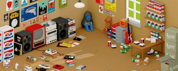 On doit la magnifique réalisation de cette animation au sud-coréen Fla du Sticky Monster Lab. Elle raconte notre vie moderne à travers celle d'un jeune solitaire-malgré-lui, qui va adopter un […]