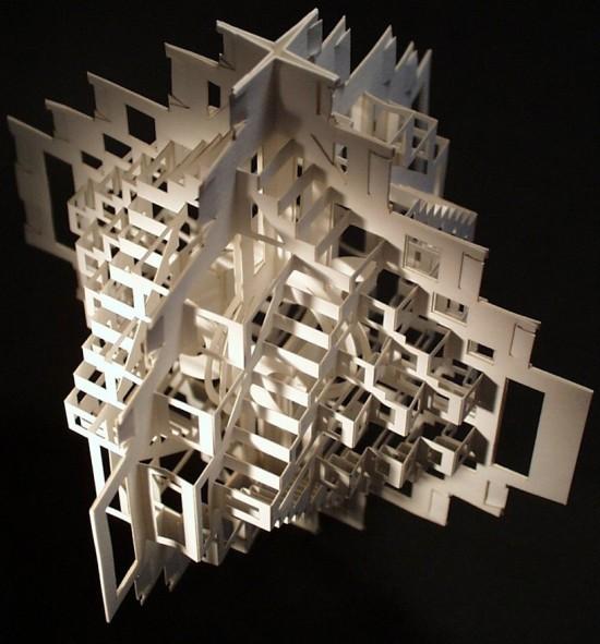 Assez Ingrid Siliakus, architecte papier MY14