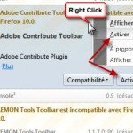 Fire­fox 10 : repre­nez le contrôle de vos modules/add-on