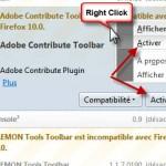 Firefox 10 : reprenez le contrôle de vos modules/add-on