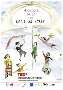 Affiche TEDxStrabourg