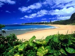 Haena Beach  Kauai  Hawaii   1600x1200   ID 4537