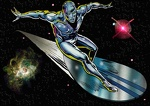 Silver Surfer Really Cool Wallpaper