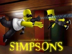 Simpsons matrix wallpaper 800x600