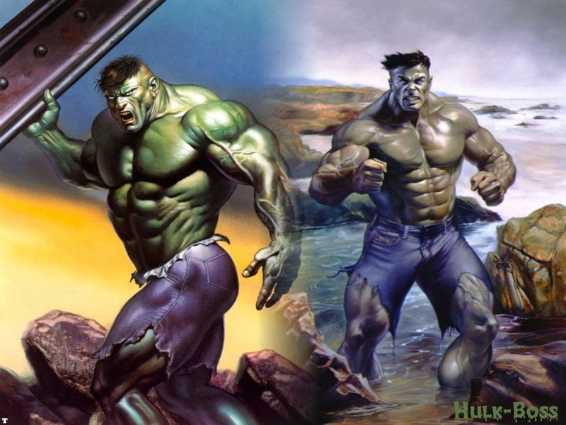 Hulk and grey hulk plan te flop - Telecharger hulk ...