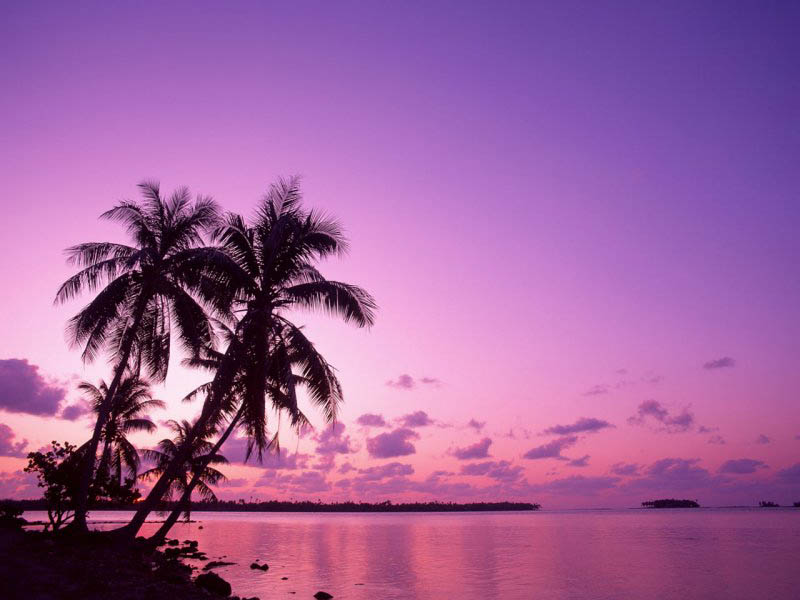 Coucher de soleil rose plan te flop - Coucher de soleil rose ...